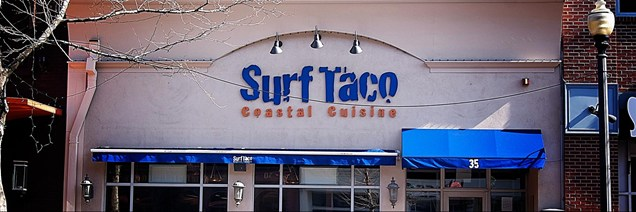 Surf Taco to open at Princeton Shopping Center this November